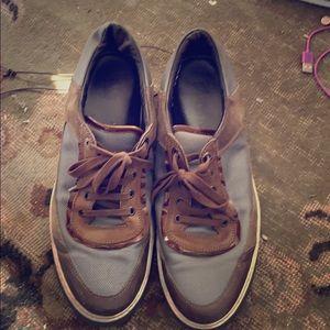 LANVIN handmade in Italy designer men's shoes